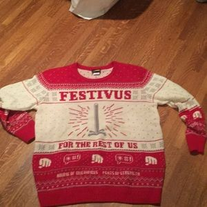 "Other - Men's ""ugly sweater"" worn once!"