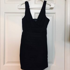 Black Forever 21 Mini Dress Sz XS