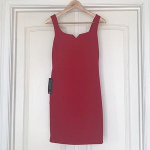 That Little Red Dress!😉 The Limited Size 0 NWT