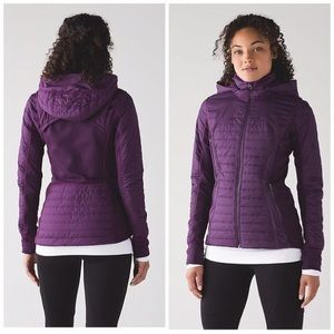 Lululemon First Mile Jacket NWOT size 8 DKMG