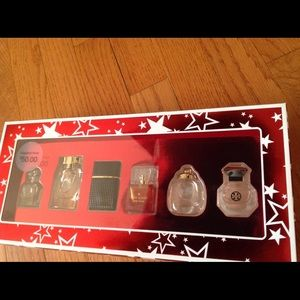 New Tory Burch fragrance gift set Kate spade,Coach
