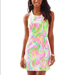 NWOT Lilly Pulitzer Gayes Shift Dress