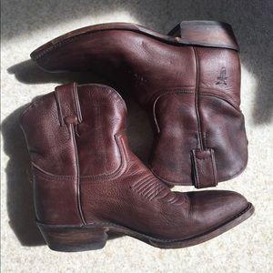 FRYE Billy Short Boot 8.5