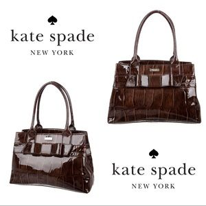 Kate Spade♠️ Elena Knightsbridge Patent Leather