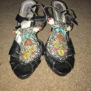 Anne Michelle Bling Heels