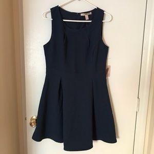 FOREVER 21 NAVY BLUE DRESS