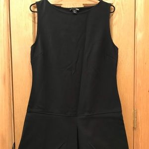H&M sleeveless pull over dress.