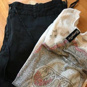Pant and shirt bundle.