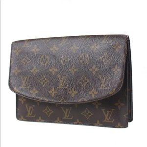 Louis Vuitton LV pochette Rabat 23 Vintage clutch