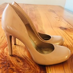 Jessica Simpson 4 inch heels.