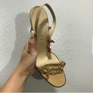 Celine slingback heel