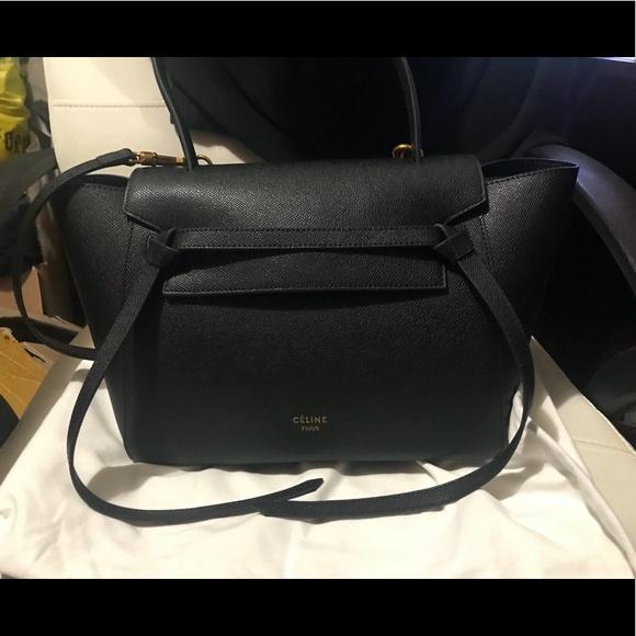 65e9c0d247b2 Celine Belt Bag