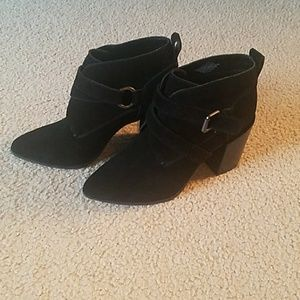 Nine west low boots