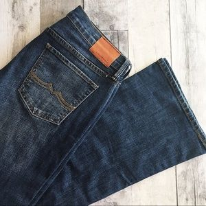 "Lucky Sweet 'N Low Bootcut Jeans 31"" Inseam"