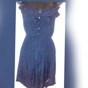 Hollister Babydoll Dress.
