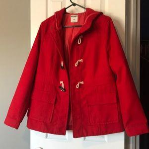 Old Navy winter toggle jacket