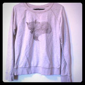 Old Navy Fox sweatshirt