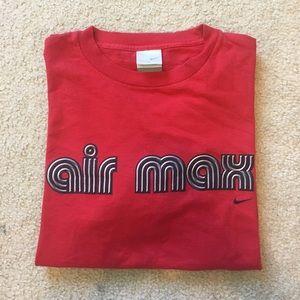 Nike Air Max Tee Shirt (Like New)
