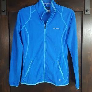 Blue Columbia Jacket Size Small