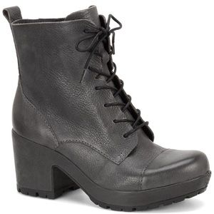 Kork-Ease Cona Military Moto Combat Ankle Boot