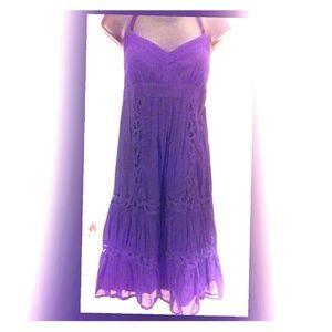 American Eagle Boho Maxi Dress.