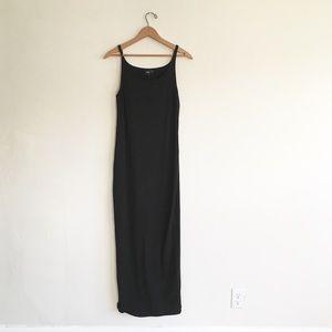 ASOS Black Maxi Dress