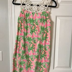 Lilly Pulitzer Carrot Easter Dress