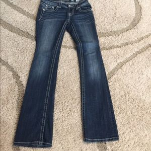 Miss Me jeans, size 26