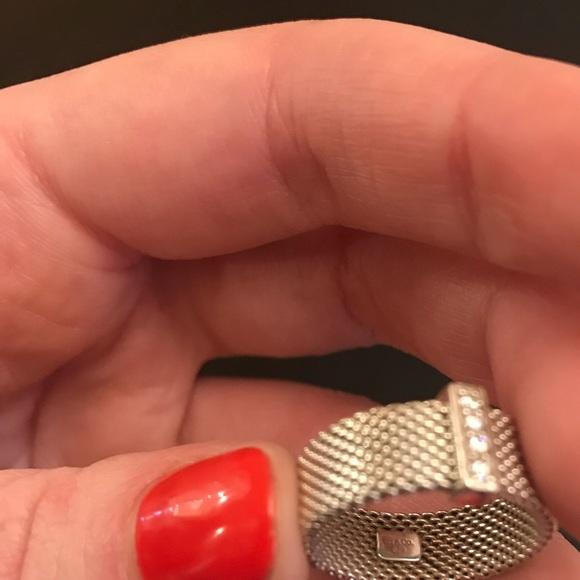 Tiffany & Co. Jewelry - Tiffany Diamond Somerset Ring