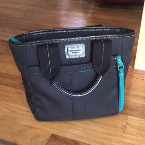 Coach mini tote purse