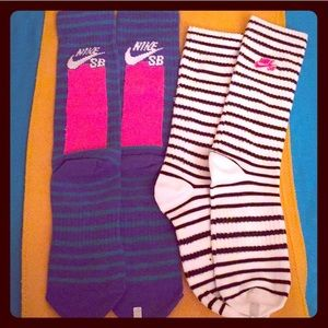 🆕 Nike High Crew Socks, 2PK
