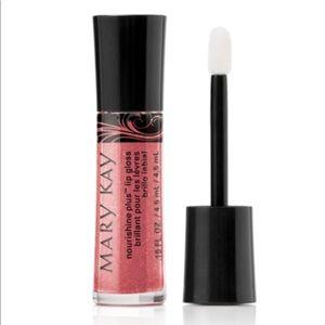 Lip gloss - pink luster - BUY 2 GET 1 FREE glosses