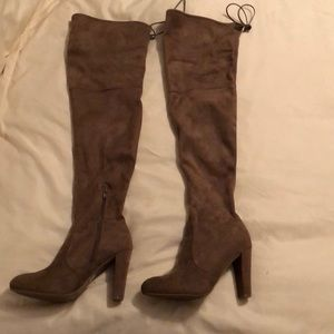 Shoes - Above the knee boots!