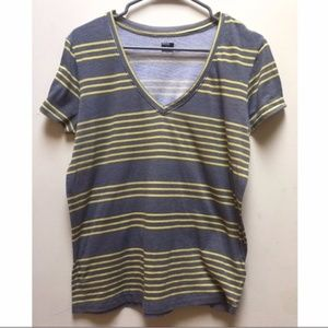 ☀️EUC Urban Outfitters BDG Striped Tee Shirt Large