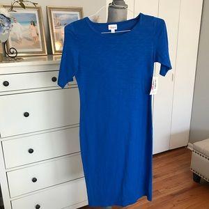 LulaRoe Julia dress size M.