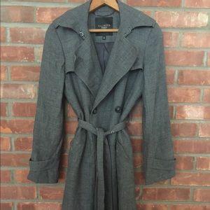 Talbots Wool Trench Coat