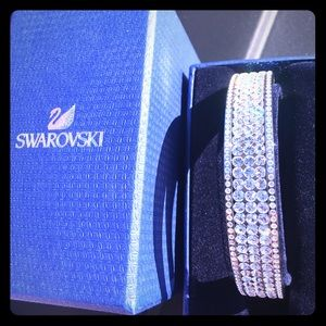 Swarovski New York Crystal Bangle