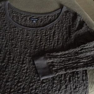 American Eagle Outfitters Large charcoal gray long