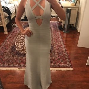 Herve Leger Gown - BRAND NEW, Size Small