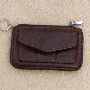 Fossill wallet
