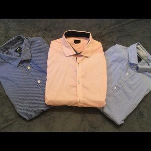 Bundle H&M Dress Shirts
