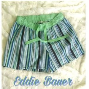 Eddie Bauer ladies boxer shorts