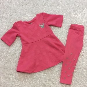 Disney toddler outfit