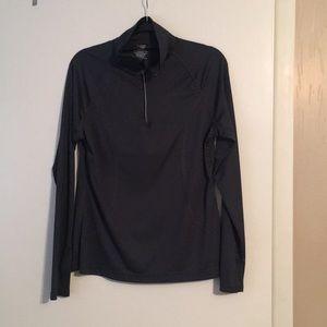 Danskin Now quarter-zip pullover