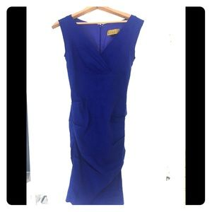 Nicole Miller Body Con Dress