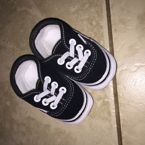 Vans for infant size 1, never used new condition.