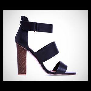 Aldo for Target Block Heel (Black)