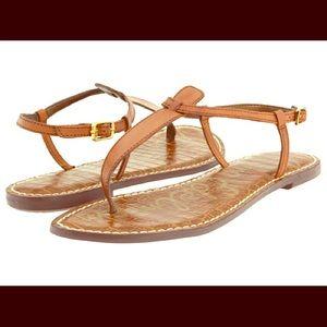 Sam Edelman Sandal (Brown Leather)