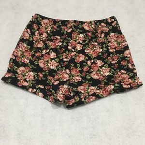 Pink Rose Forever 21 Shorts Size S
