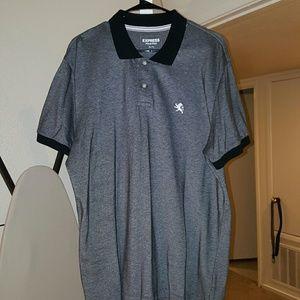 Express Collar Polo Shirt